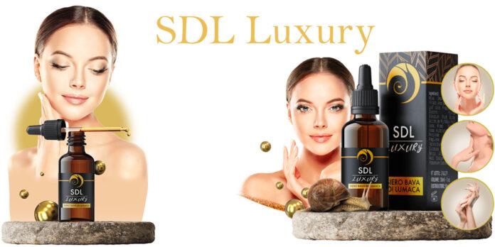 SDL Luxury: siero alla bava di lumaca per rughe, cicatrici e imperfezioni, funziona davvero? Recensioni, opinioni e dove comprarlo