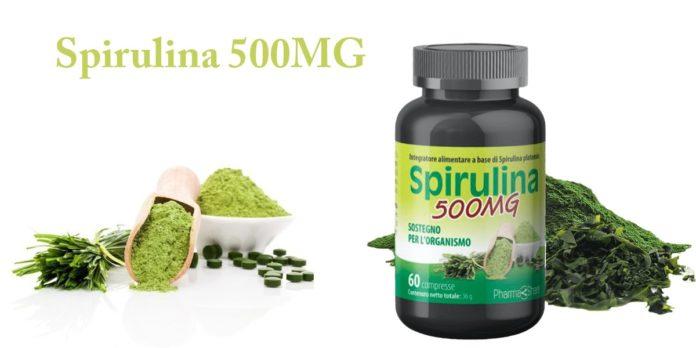 Spirulina 500 mg: integratore dimagrante a base di Alga Spirulina, funziona davvero? Recensioni, opinioni e dove comprarlo