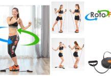 Roto Fitness: pedana rotante cardio, funziona davvero? Recensioni, opinioni e dove comprarlo