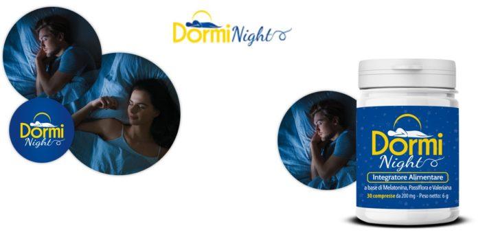 Dormi Night: integratore per il Sonno, funziona davvero? Recensioni, opinioni e dove comprarlo