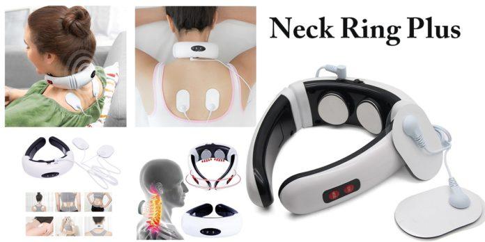 Neck Ring Plus: massaggiatore elettro magnetico per collo e schiena, funziona davvero? Recensioni, opinioni e dove comprarlo