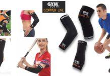 Gymform Copper Line: tutore a fascia per Caviglia, Gomito e Ginocchio, funziona davvero? Recensioni, opinioni e dove comprarlo