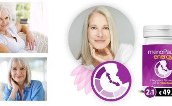Menopause Energy: integratore per disturbi da menopausa, funziona davvero? Recensioni, opinioni e dove comprarlo