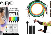 ABO Fitness Powerband: set bande elastiche fitness per allenamento a casa, funzionano davvero? Recensioni, opinioni e dove comprarlo