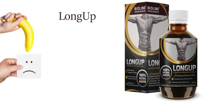 LongUp: Gocce per Potenza ed Erezione, funziona davvero? Recensioni, opinioni e dove comprarlo