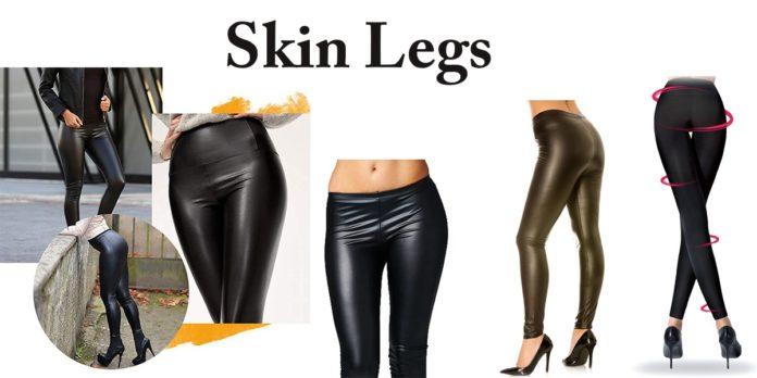 Skin Legs: Leggings elasticizzato in pelle riscaldante con effetto snellente, funziona davvero? Recensioni, opinioni e dove comprarlo