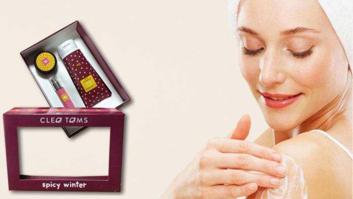 Cleo Toms Spicy Winter: kit per il benessere di viso e corpo, funziona davvero? Recensioni, opinioni e dove comprarlo