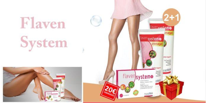 Flaven System: cremagel per gambe pesanti, funziona davvero? Recensioni, opinioni e dove comprarlo