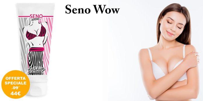 Seno Wow LaShiva: crema voluminizzante seno, funziona davvero? Recensioni, opinioni e dove comprarla