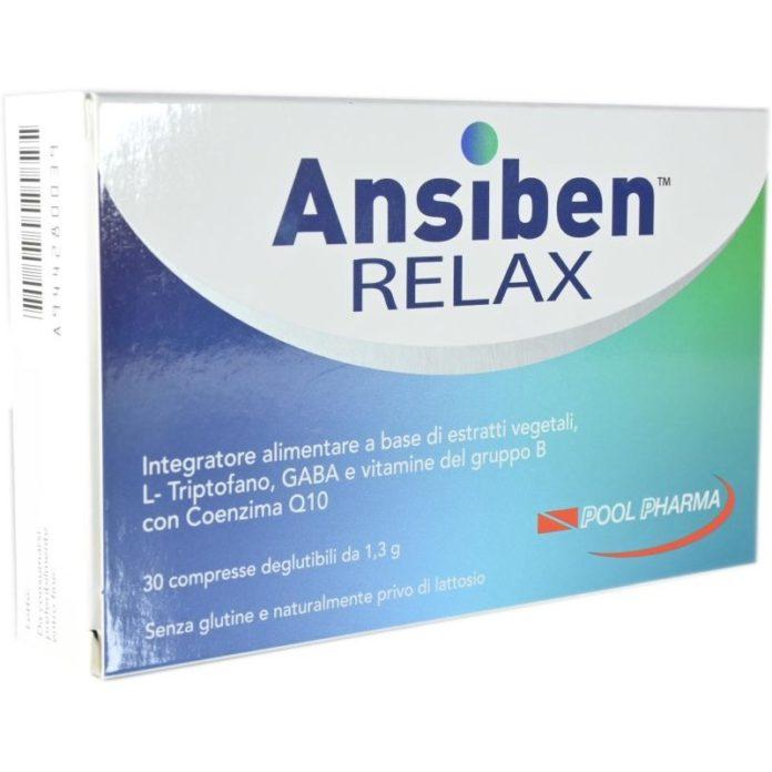 Ansiben Relax: integratore in compresse contro Ansia e Stress, funziona davvero? Recensioni, opinioni e prezzo