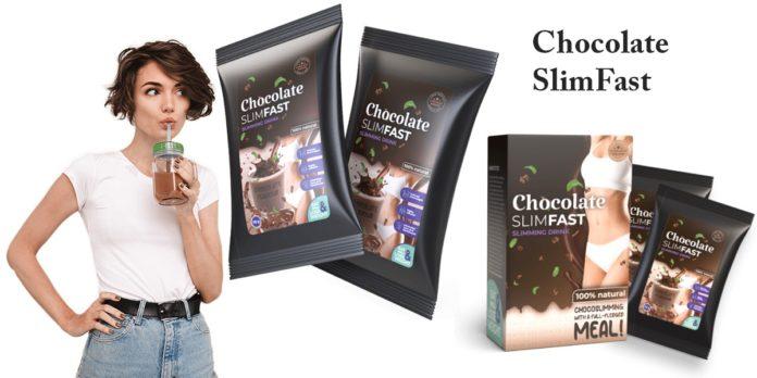 Chocolate SlimFast: integratore dimagrante in polvere al cioccolato, funziona davvero? Recensioni, opinioni e dove comprarlo
