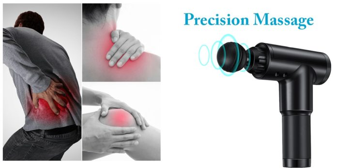 Precision Massage: massaggiatore elettrico per dolori muscolari, funziona davvero? Recensioni, opinioni e dove comprarlo