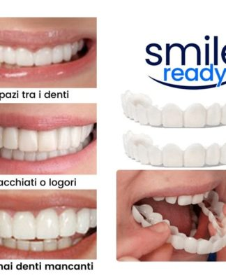 Smile Ready: Fascette Dentali Istantanee, funzionano davvero? Recensioni, opinioni e dove comprarle