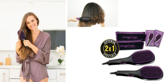 Straight Hair: Spazzola per asciugare e lisciare i capelli, funziona davvero? Recensioni, opinioni e dove comprarla