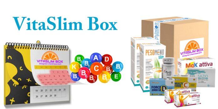 VitaSlim Box (Vitamine + Dimagranti): kit completo per perdere peso in salute, funziona davvero? Recensioni, opinioni e dove comprarlo