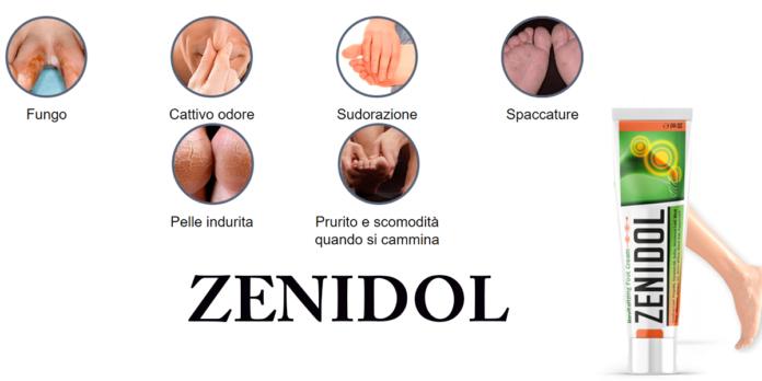 Zenidol: Crema antimicotica per Micosi, Funghi e Verruche dei Piedi, funziona davvero? Recensioni, opinioni e dove comprarlo