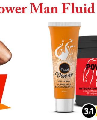 Power Man e Fluid Power: integratore per migliorare il vigore, funziona davvero? Recensioni, pareri e dove comprarlo