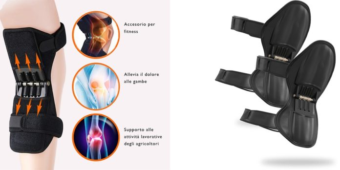Bioknee Ginocchiera Ortopedica: funziona davvero? Recensioni, opinioni e dove comprarla