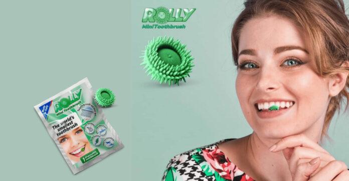 Rolly Mini Toothbrush: spazzolino tascabile gusto menta, funziona davvero? Recensioni, opinioni e dove comprarlo