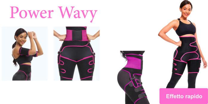 Power Wavy: kit cintura e pantaloncini dimagranti, funzionano davvero? Recensioni, opinioni e dove comprarlo