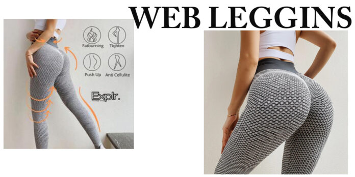 Web Leggins: Leggings push up con azione anti cellulite, funzionano davvero? Recensioni, opinioni e dove comprarlo