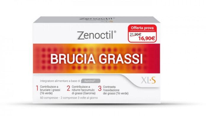 XLS Zenoctil: integratore Brucia Grassi in compresse, funziona davvero? Recensioni, opinioni e prezzo