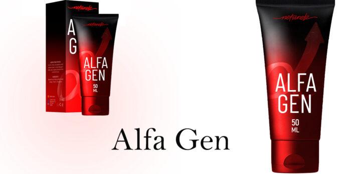 AlfaGen: gel per Potenza ed Erezione, funziona davvero? Recensioni, opinioni e dove comprarlo