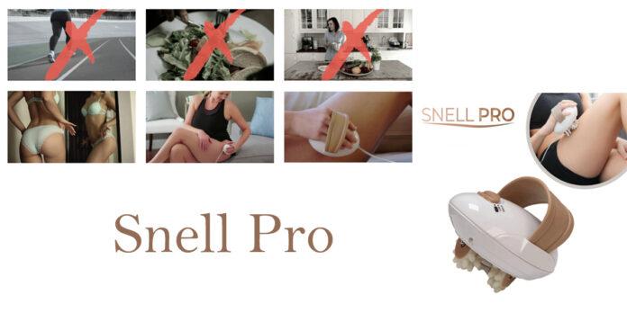 Snell Pro: massaggiatore snellente e modellante, funziona davvero? Recensioni, opinioni e dove comprarlo