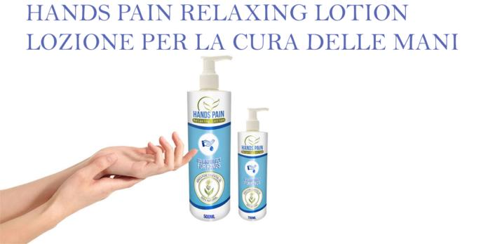 Hands Pain Relaxing Lotion: lozione per la cura della mani, funziona davvero? Recensioni, opinioni e dove comprarlo