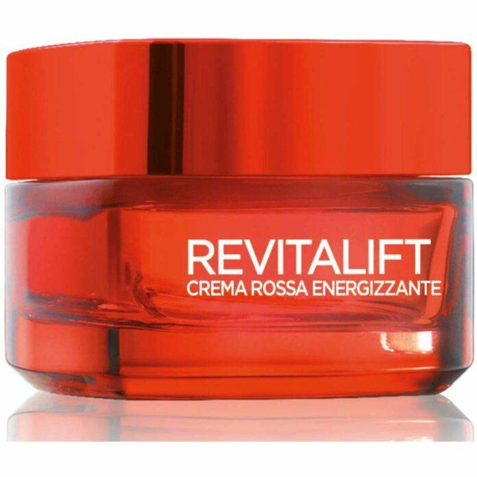 Revitalift Crema Giorno Rossa Energizzante L'Oréal Paris, funziona davvero? Recensioni, opinioni e prezzo