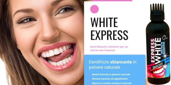 White Express: Dentifricio sbiancante in polvere naturale, funziona davvero? Recensioni, opinioni e dove comprarlo
