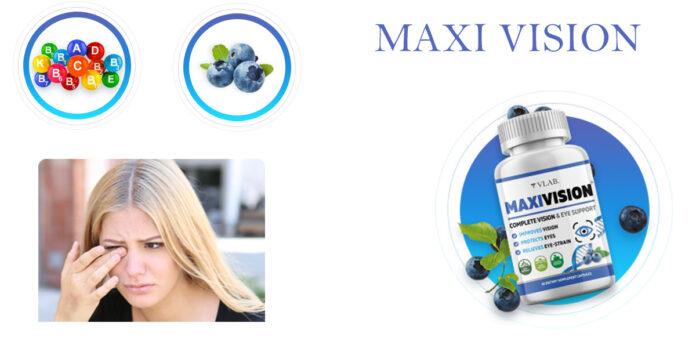 Maxi Vision: capsule rafforzanti Protezione Visiva, funzionano davvero? Recensioni, opinioni e dove comprarlo