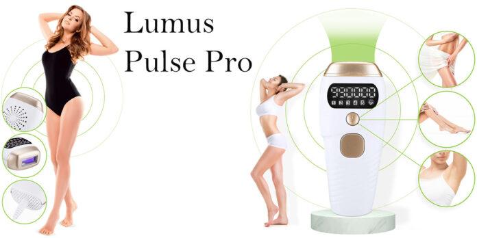 Lumus Pulse Pro: epilatore a luce pulsata per eliminare i peli superflui, funziona davvero? Recensioni, opinioni e dove comprarlo