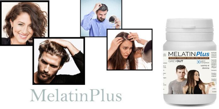 Melatine Plus: integratore per ripigmentazione di capelli bianchi o grigi, funziona davvero? Recensioni, opinioni e dove comprarlo